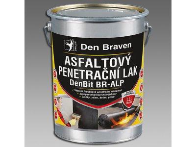 Asfal. penetr. lak 9kg DenBit BR - ALP plechovka