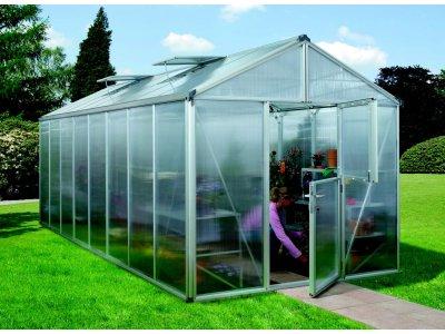 skleník VITAVIA ZEUS 15700 PC 16+16 mm