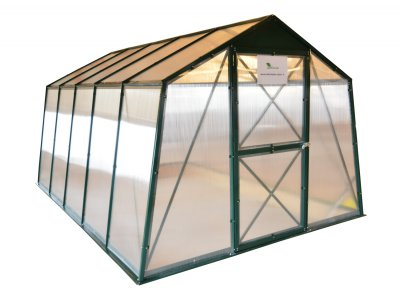 skleník LANITPLAST DODO 8x 5 PC  4 mm zelený - obrázek