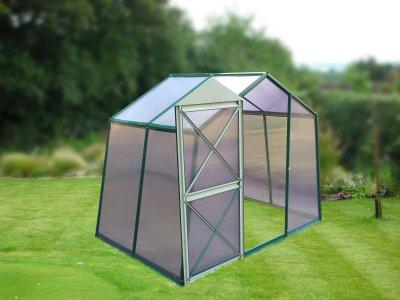 skleník LANITPLAST DODO 8x 5 PC  4 mm zelený