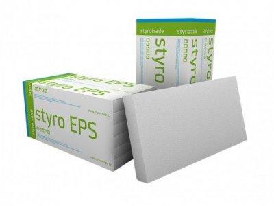 polystyren EPS 100S/ 1cm podlahový