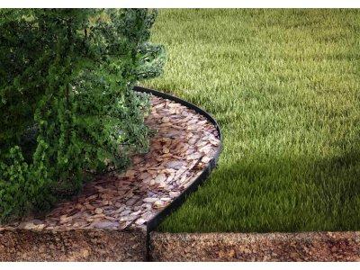 zahradní obrubník GARDEN EDGE HOBBY 10 m černý - příloha