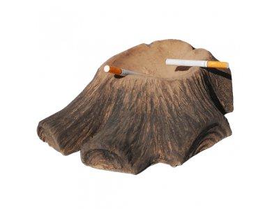 popelník 1 imitace dřeva