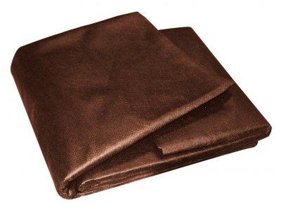 netkaná textílie 1.6x  5m hnědá 50g/m2