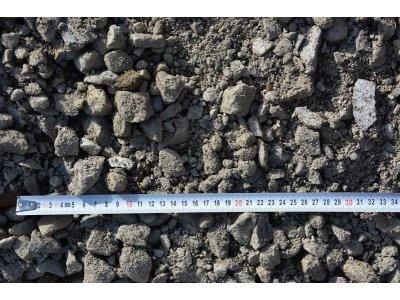 LOM KOBEŘICE-směs drceného kameniva DK 0/32mm