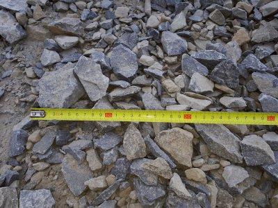 LOM KOBEŘICE-směs drceného kameniva DK 0/63mm
