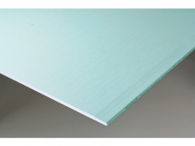 sádrokarton 12.5mm 200x125cm zelený impregnovaný KNAUF