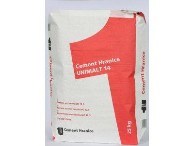 Unimalt 14/25kg pojivo omítání+zdění