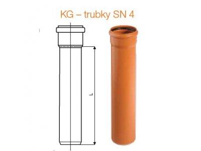 KG 110/100cm trubka