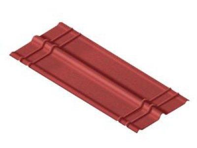 onduline hřebenáč červený