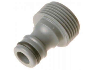 """adaptér  3/4"""" vnější závit PVC rychlospojky"""