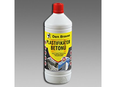 plastifikátor betonu 1L