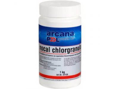 nocal-chlorový gran.chloršok/1kg