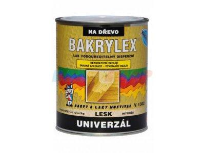 bakrylex lak na dřevo-mat 0.6l