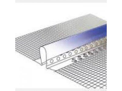 dilatační lišta průběžná 2m na polystyren