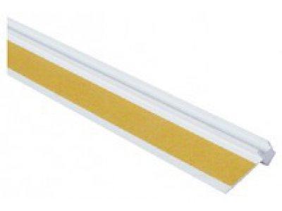 APU lišta 9mm/2,4m bez sítě