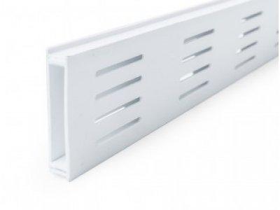 difůzní lišta odvětrávací interiérová 2,5m