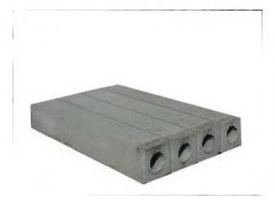 RZP překlad betonový 284cm (14x14)