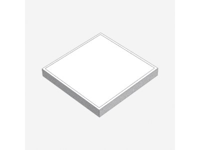 dlažba plošná 40x40x4cm přírodní PB