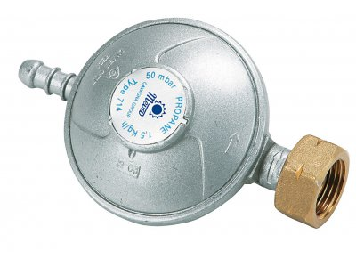 plynový PB regulátor 10kg/30 mbar