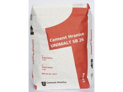 beton suchý SB 26 25kg