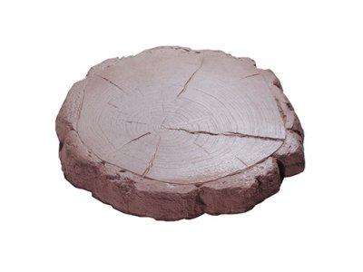 nášlap BARK letokruh 2 hnědá  (47x45,5x4,5) Presbeton