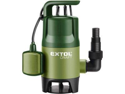 čerpadlo na znečištěnou vodu 400W EXTOL