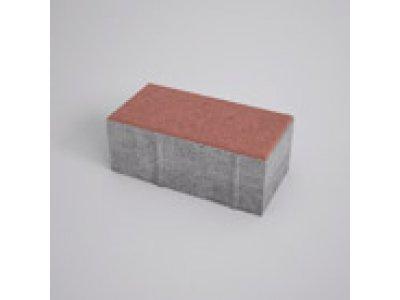 dlažba 20x10x4cm červená Brož Parketa