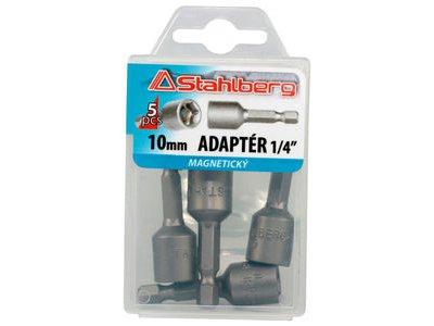 """adaptér 1/4"""" 6hran 10mm"""