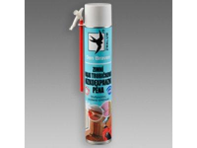 pěna zimní trubičková MAXI nízkoexpanzní 825ml -15°C