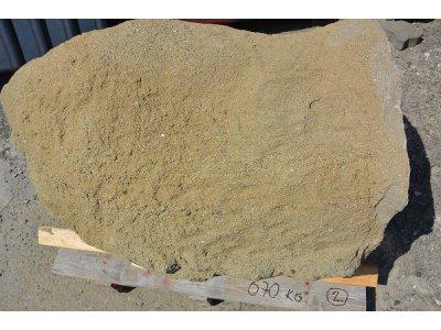 kámen dekorační pískovcový - č. 2 ( 670 kg )