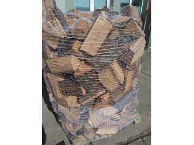 palivové dřevo MIX štípané 1,4prms/pal