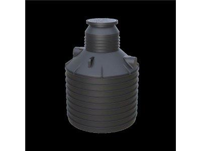 podzemní nádrž na vodu 3450L polyetylénová